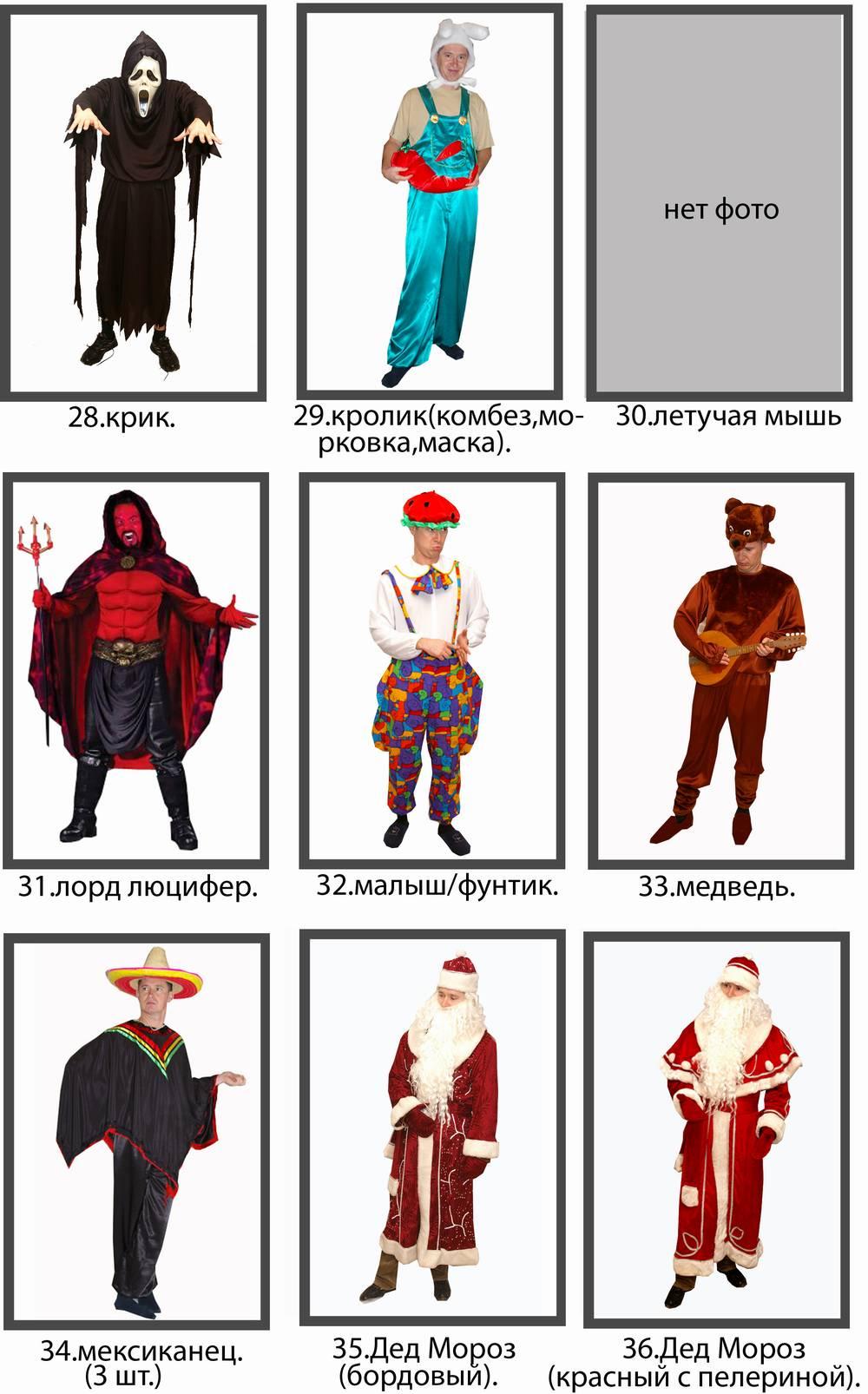Прокат мужских костюмов спб 9